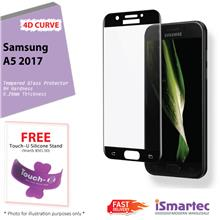 Samsung Galaxy A5 2017 A520F 4D Full Cover Tempered Glass Protector 0...