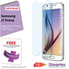 Samsung Galaxy J7 Prime / On7 G610F Anti-Blue Tempered Glass Protector..
