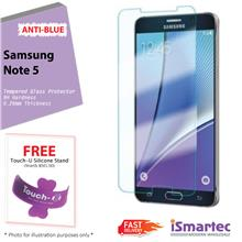 Samsung Galaxy Note 5 N920T Anti-Blue Tempered Glass Protector 0.26mm ..