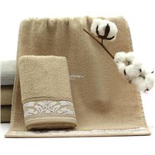 Hotel Bathroom Towel 100% Cotton  for Hand and Face)