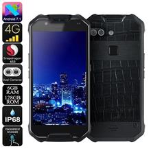 5.5 Inch AGM X2 Rugged Android Phone (WP-AGMX2L).