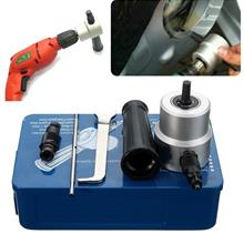 Nibble Metal Cutting Double Head Sheet Nibbler Saw Cutter Tool Sets