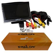 5'' Display Monitor + 170° Wide Angle Reverse Camera