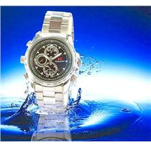 4GB / 16GB Waterproof Watch Hidden Camera (DVR-11UM).!