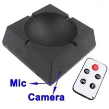 Ashtray Camera DVR with Remote Control+Motion Detect (DVR-60).