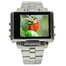 Mp4 Digital LCD Watch Hidden Camera DVR (DVR-20).!