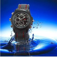 Motion Detect Waterproof Watch Camera (DVR-11U).!