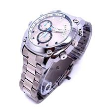Stylish Night Vision Waterproof Watch Camera (WCH-14A).