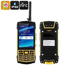 Rugged Android Smartphone (NFC, Walkie-Talkie) (WP-N2).