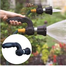 Mighty Blaster Spray Nozzle Car Garden Hose Flower Washing Tool Supply