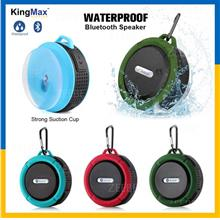 KingMax C6 Mini Portable Wireless Bluetooth Speaker With Calls