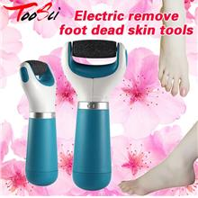 Electric remove foot peeling dead skin feet grinding foot care tools
