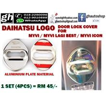DAIHATSU LOGO DOOR LOCK COVER FOR MYVI / MYVI LAGI BEST / MYVI ICON