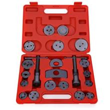 21PCS UNIVERSAL DISC BRAKE CALIPER PISTON REWIND BACK TOOL BRAKE PAD R