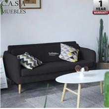 CASA MUEBLES : AGIATO 3 Seater Comfortable New design Sofa Chair