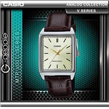 CASIO MTP-V007L-9E ANALOG MENS WATCH ☑ORIGINAL☑