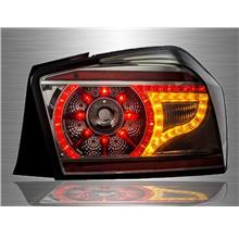 HONDA CITY GM3 Facelift 2012-13 Full Smoke Lens LED Tail Lamp [TL-218]
