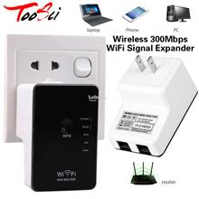 Wireless 300Mbps WiFi Signal Expander Booster Extend Amplifier UK Plug