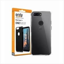 OnePlus 5T 1+5T 2017 Case, Orzly FlexiCase (Slim Fit)