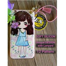 Soft Silicone Cute Cartoon Case iPhone 5 5S SE 6 6S 7 8 Promotion