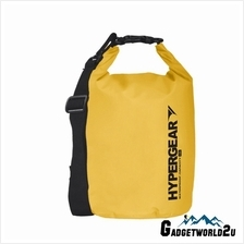 Hypergear Adventure Dry Bag Water Resistant 15 Liter - Yellow