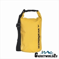 Hypergear Adventure Dry Bag Water Resistant 5 Liter - Yellow