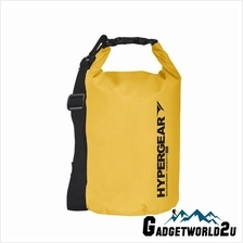 Hypergear Adventure Dry Bag Water Resistant 10 Liter - Yellow