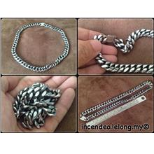 **incendeo** - Stainless Steel Necklace for Men
