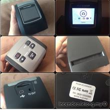 **incendeo** - Photo Film Scanner with LCD Display