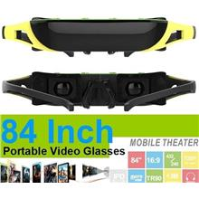 84 inch HD Virtual Video Glasses With IPD Adjustment (WSG-10)�.