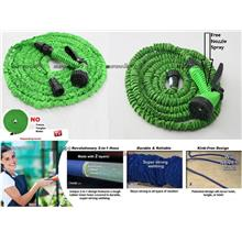 X Hose: Certified 2 Layers Expandable Hose + SPRAY HEAD +FREE SHIPPING