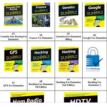 ~SALE OF THE MONTH: For Dummies Ebooks Library:135 Ebooks in DVD~