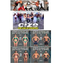 The End of Exercise by Team Beachbody: T'Shaun's CIZE Full Workout