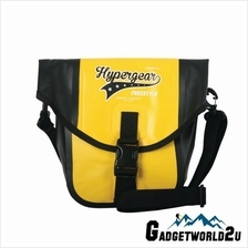Hypergear Gadget Pouch Poche Sling Bag Dry Bag - Yellow