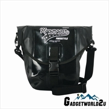 Hypergear Gadget Pouch Poche Sling Bag Dry Bag - Black