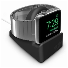 Orzly Night-Stand for Apple Watch - BLACK