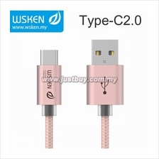 WSKEN Type C 2.0 USB Cable - Rose Pink