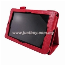Asus Memo Pad HD 7 ME173x Leather Case - Red