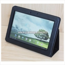 Asus Transfomer TF201 Leather Case - Black