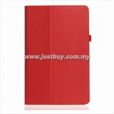 Asus VivoTab TF810c Leather Case - Red
