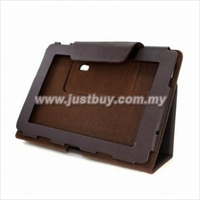 Asus Padfone Station Premium PU Leather Case - Brown