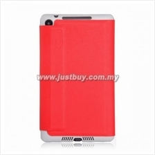 Google Nexus 7 (2013) Slim Book Case - Red
