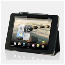 Acer Iconia A1-810 Leather Case - Black