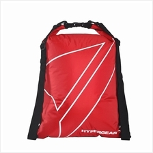 Hypergear Flat Dry Bag Water Resistant 40 Liter - Red