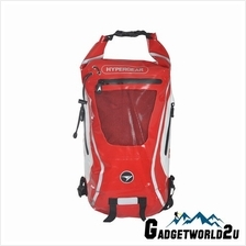 Hypergear Back Pack Dry Pac Tough 20 Liter - Red