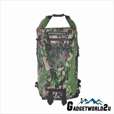 Hypergear Back Pack Dry Pac Tough 20 Liter - Camo Green