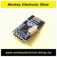 Arduino Wireless transceiver module nRF24L01