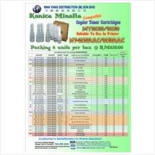 KONICA MINOLTA MT205/303 Compatible MONO Copier Toner Cartridge