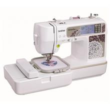 Brother NV955 Embroidery Sewing Machine + Viewer Software + 10K Design