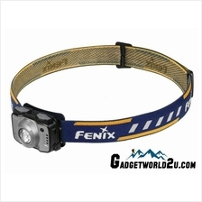 Fenix HL12R Rechargeable 400L Headlamp - Grey